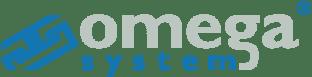 Logo OmegaSystem – gabloty, stojaki na ulotki, stoiska targowe