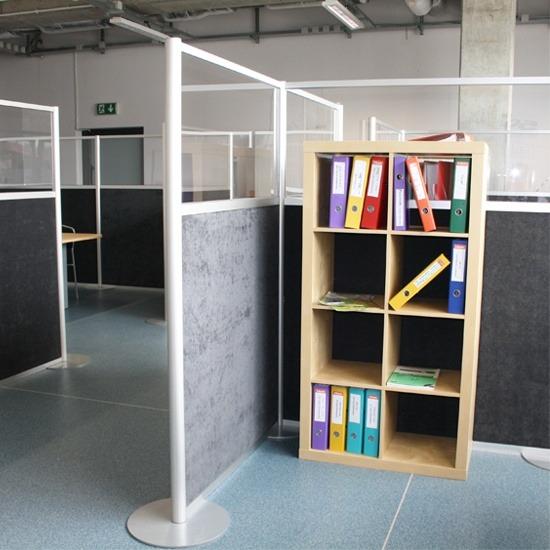 Świeże Przestrzeń biurowa - Omegasystem IT03